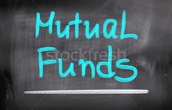Stock photo: Mutual Funds Concept