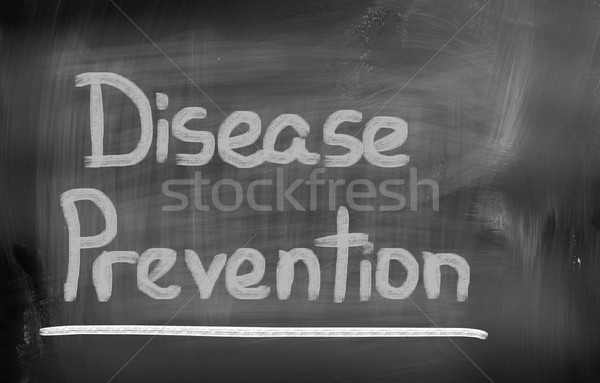 Stock photo: Disease Prevention Concept