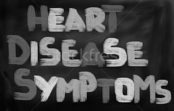 Heart Disease Concept Stock photo © KrasimiraNevenova