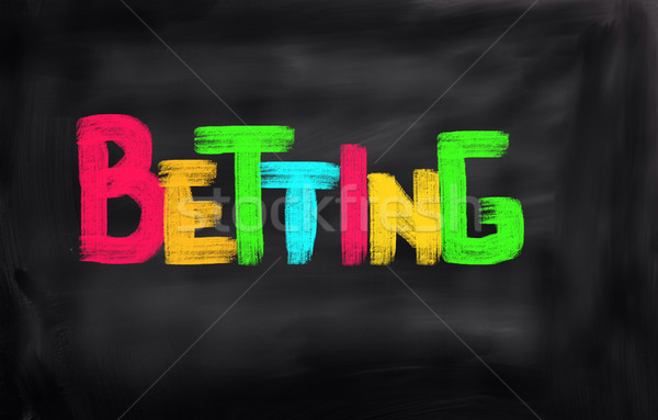 Lottery Concept Stock photo © KrasimiraNevenova