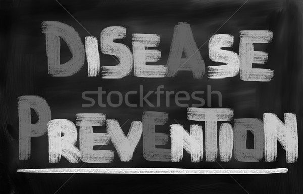 Disease Prevention Concept Stock photo © KrasimiraNevenova