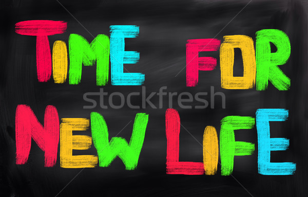 New Life Concept Stock photo © KrasimiraNevenova