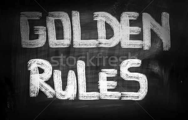 правила корпоративного правовой концепция контроль Сток-фото © KrasimiraNevenova