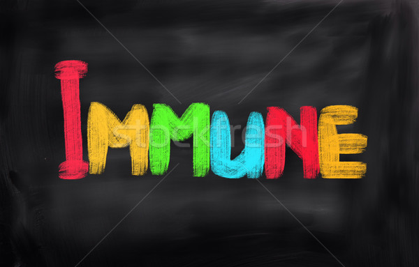 Immune Concept Stock photo © KrasimiraNevenova