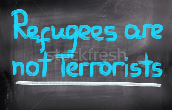 No Terror Concept Stock photo © KrasimiraNevenova