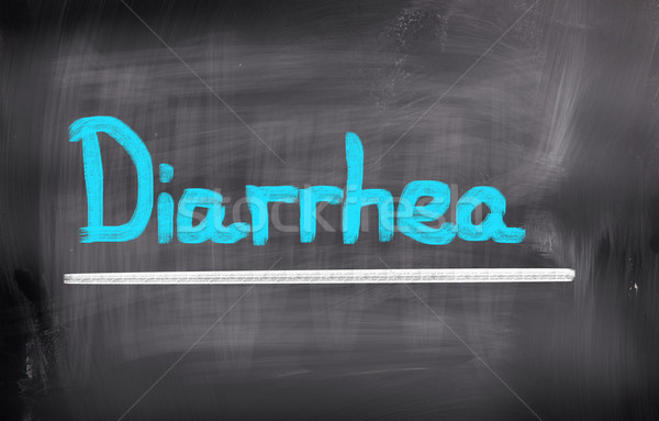 Diarrhea Concept Stock photo © KrasimiraNevenova