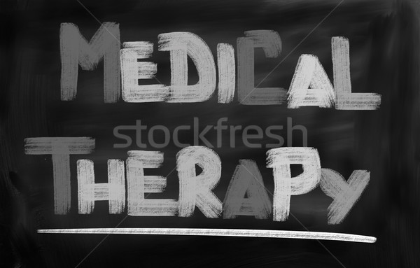 Medical Concept Stock photo © KrasimiraNevenova