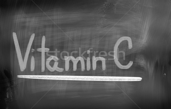 Vitamin C Concept Stock photo © KrasimiraNevenova