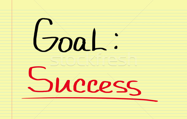 Success Concept Stock photo © KrasimiraNevenova