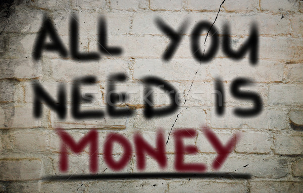Money Concept Stock photo © KrasimiraNevenova
