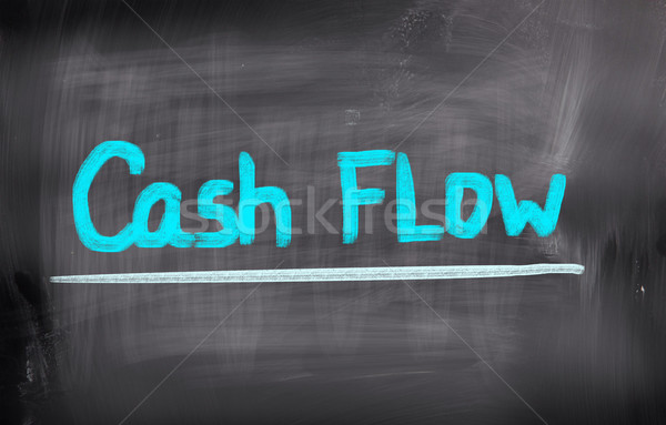 Cash Flow Concept Stock photo © KrasimiraNevenova