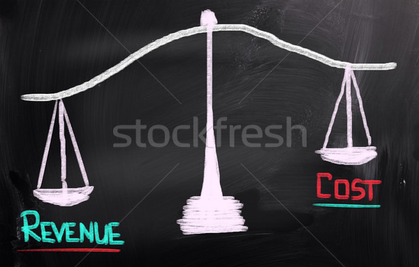 Revenue Concept Stock photo © KrasimiraNevenova