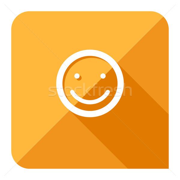 customer satisfaction icon Stock photo © kraska