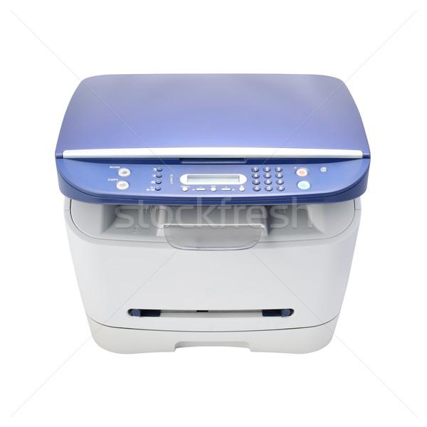 лазерного принтер изолированный белый высокий качество Сток-фото © kravcs