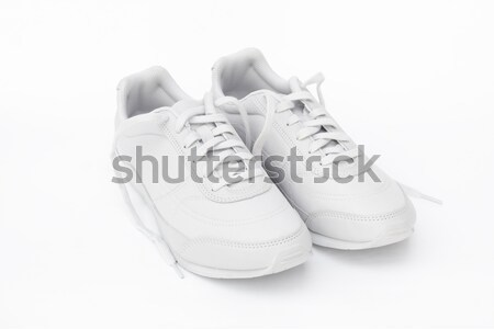Running shoes Stock photo © kravcs