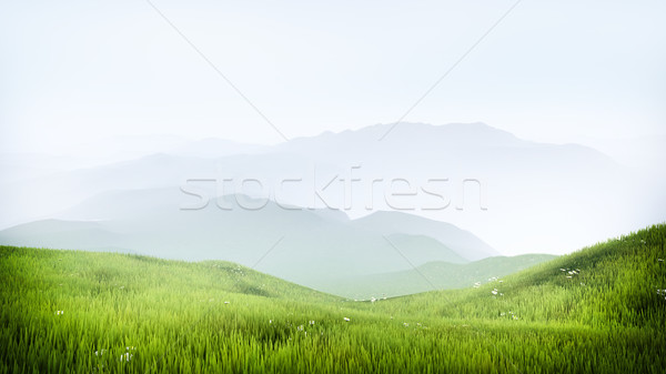 Mountains Stock photo © kravcs