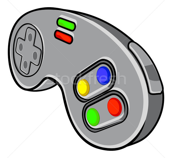 Video Games Controller Stock photo © Krisdog