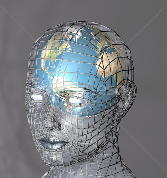 the world concept Stock photo © Krisdog