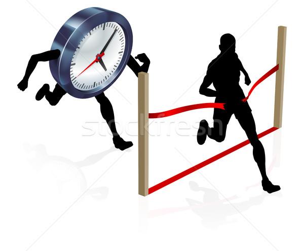 Beating Best Time Stock photo © Krisdog