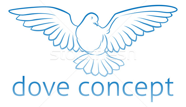 Flying Dove Stock Photos Stock Images And Vectors Stockfresh