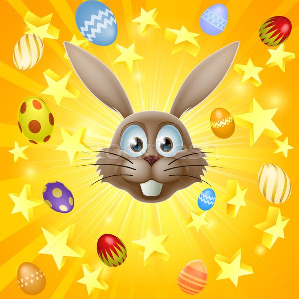 Easter bunny concept Stock photo © Krisdog