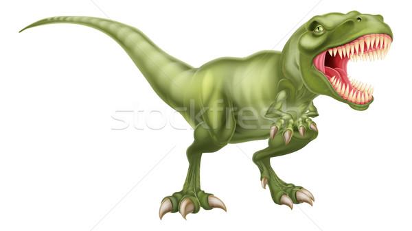 T Rex Dinosaur Stock photo © Krisdog