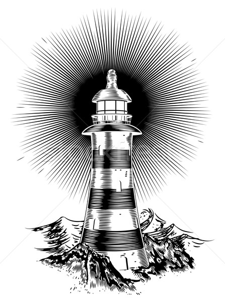 Light house Stock photo © Krisdog