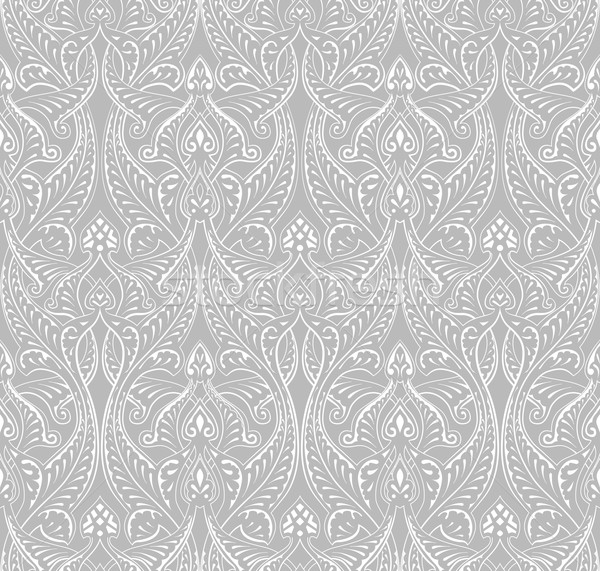 Vintage Islamic Motif Pattern Stock photo © Krisdog