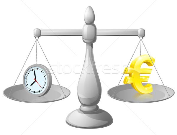 Time is money Stock photo © Krisdog