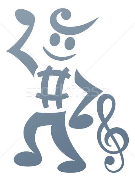 Music Man Stock photo © Krisdog
