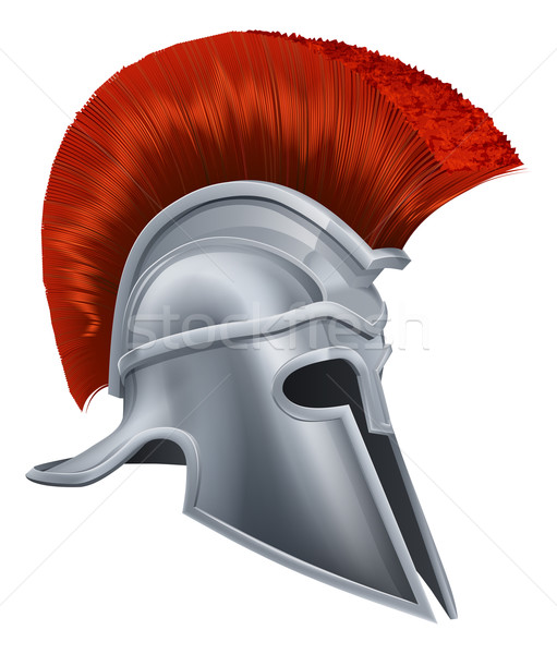 Corinthian helmet Stock photo © Krisdog