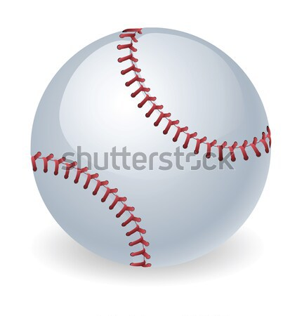 baseball Illustration Stock photo © Krisdog