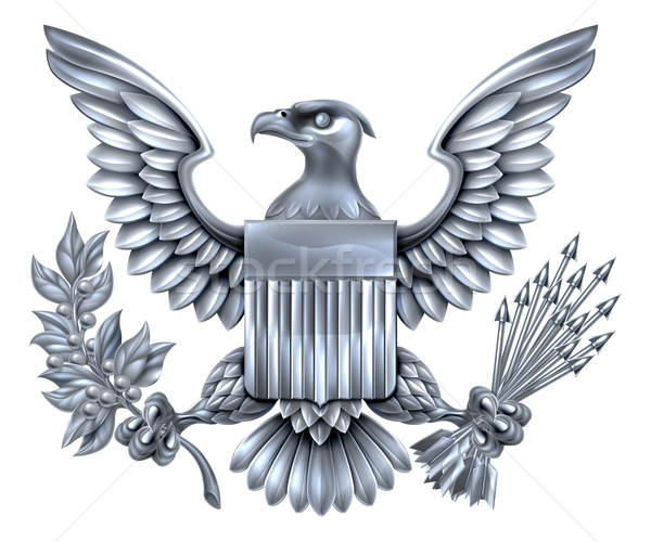 American Silver Eagle Stock photo © Krisdog