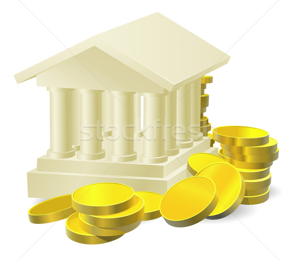 Banking concept Stock photo © Krisdog