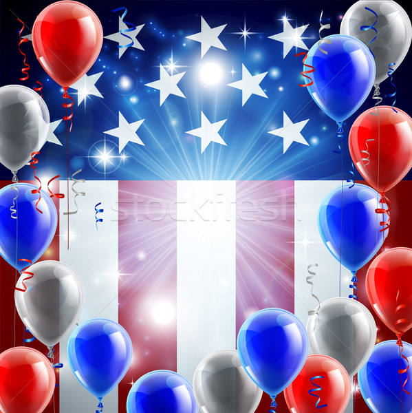 Independence Day 4th of July Concept Stock photo © Krisdog