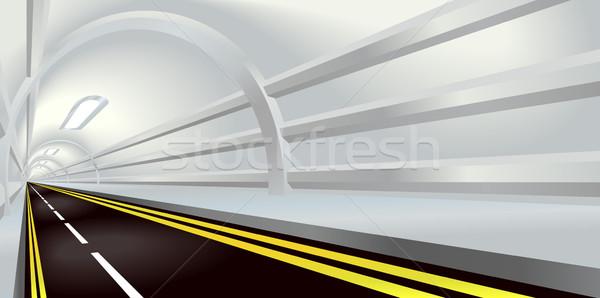 Tunnel Stock photo © Krisdog