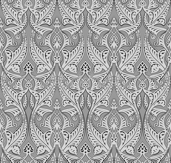 Abstrato sem costura art noveau padrão ilustração Foto stock © Krisdog