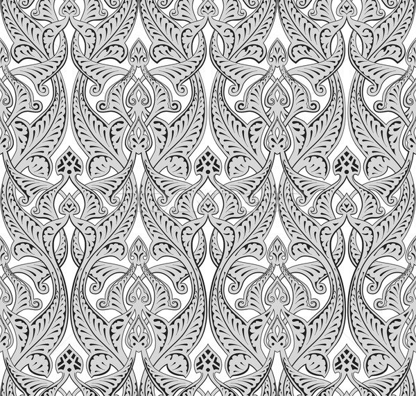 Middle Eastern Arabic Pattern Vector Illustration © Christos Classy Middle Eastern Patterns