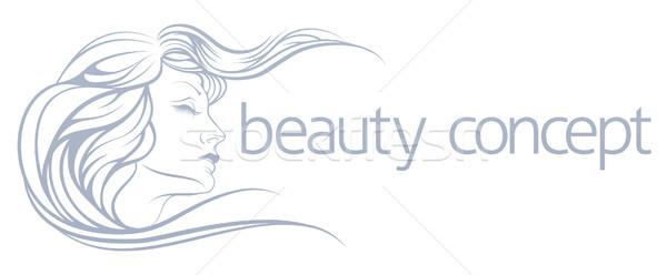 Beauty Concept Stock photo © Krisdog