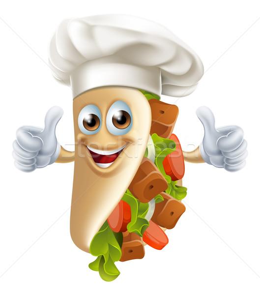 烤肉串 商业照片和矢量图