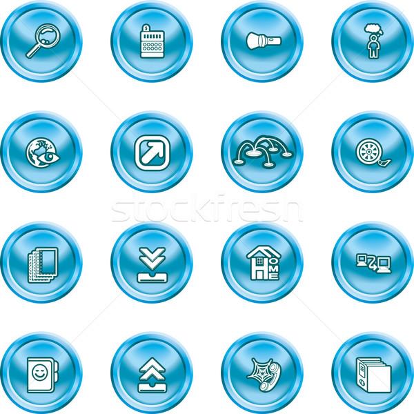 Computing and Website Icons  Stock photo © Krisdog