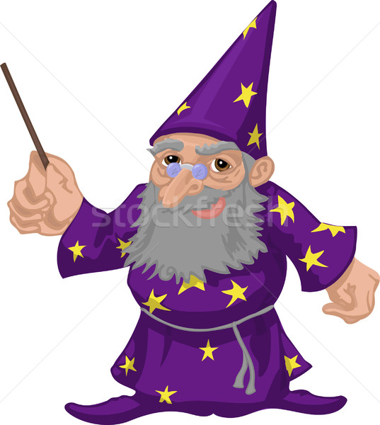 wizard  Stock photo © Krisdog