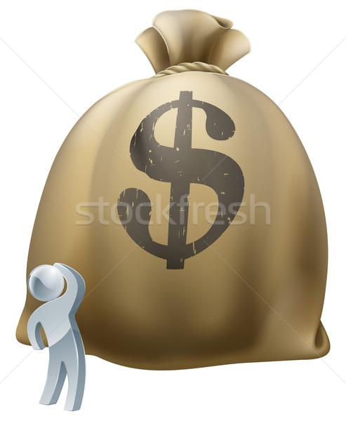 What to do with your money concept Stock photo © Krisdog