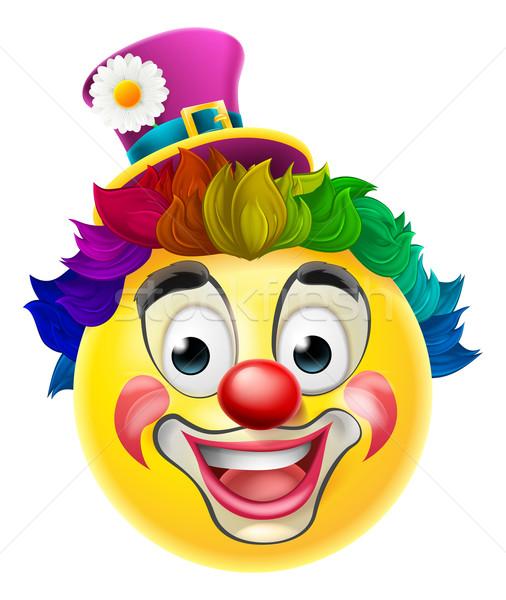 商业照片: 小丑 · 表情 · 漫画 · 笑脸 · 字符 · 红色图片