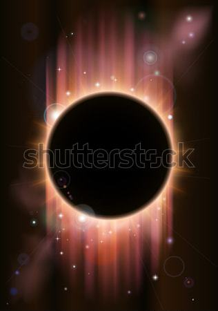Sci fi background concept Stock photo © Krisdog