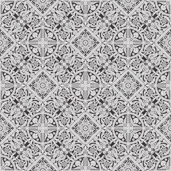 Seamless tiling floral wallpaper pattern Stock photo © Krisdog