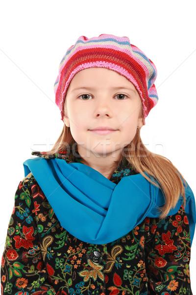 Stock photo: Children's portrait