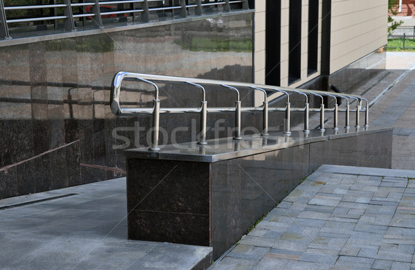 Disabled ramp Stock photo © krugloff