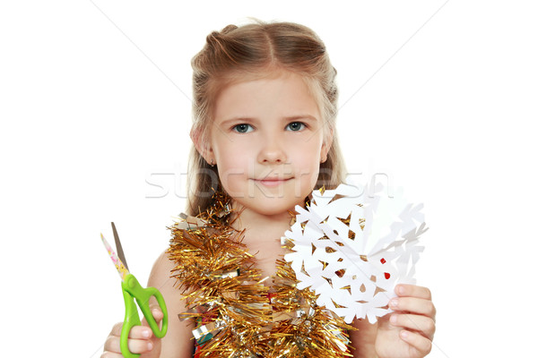 Preparing for the Christmas and New Year   Stock photo © krugloff