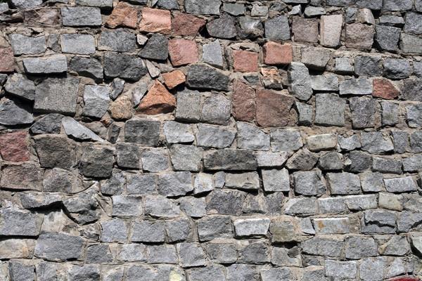 Stone wall  Stock photo © krugloff
